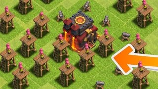 "Video Clash of Clans - WORST BASE IN HISTORY! ""WTF!"" Destroying Horrible Clash of Clans Base! (CoC Troll!) MP3, 3GP, MP4, WEBM, AVI, FLV Juni 2017"