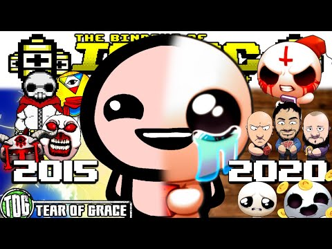 The BEST of Isaac 2015-2020 | The Binding of Isaac Rebirth-Afterbirth PLUS