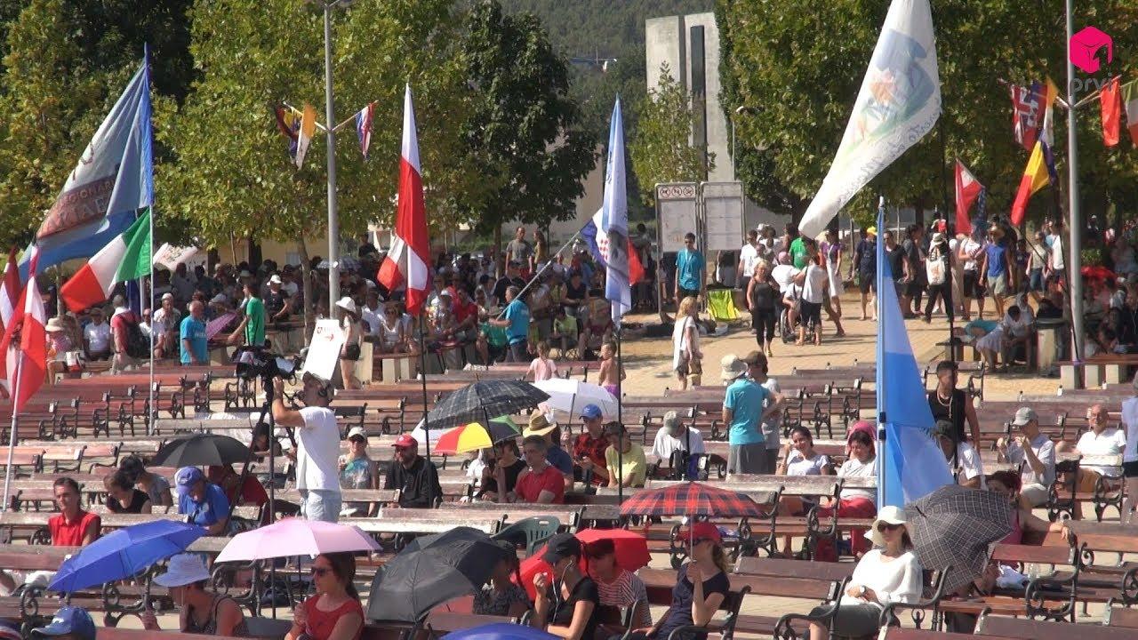 Na Festival mladih i ove je godine došlo preko 50 tisuća vjernika iz 60 zemalja