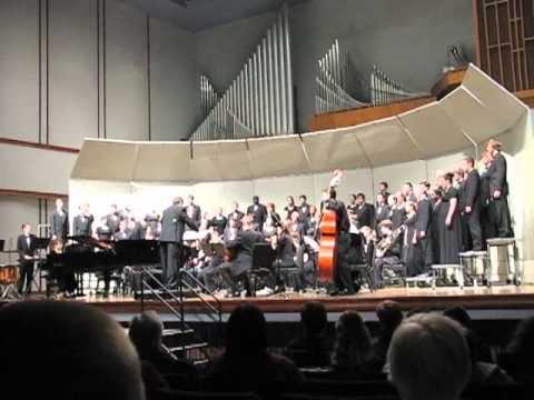 Kyrie (René Clausen) - GFU Concert Choir (11/6/10)