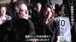 第26回東京国際映画祭が開幕! グリーンカーペット・ダイジェスト映像