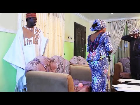 ta yaya Ali Nuhu zai fada cikin ƙauna da matar ɗansa ta zama - Hausa Movies 2020 | Hausa Films 2020