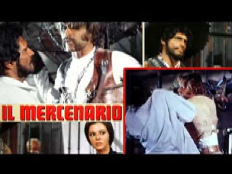 "ENNIO MORRICONE -""Il Mercenario (French Vocal)"" (1968)"