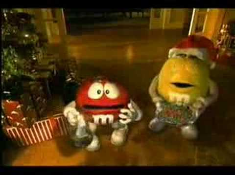M&M's Commercial (2011 - 2012) (Television Commercial)