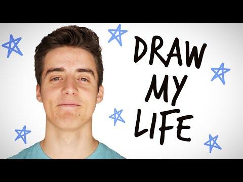 DRAW MY LIFE - Denis (видео)