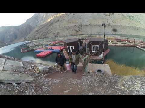 рыбалка река нарын кыргызстан