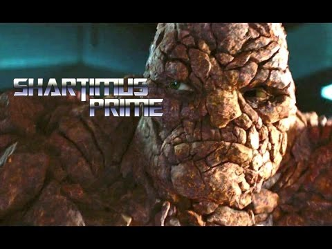 Fantastic Four 2015 Movie Review/Rant