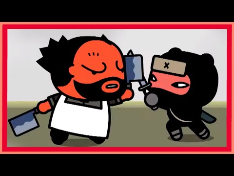 PUCCA | Chef-Napped! Part 1 | IN ENGLISH | 02x16