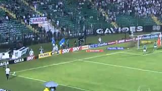 Dia 20/07/2013 - Jogando em Santa Catarina o Palmeiras vira pra cima do Figueira e assume a liderança da Série B 2013.