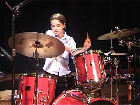 drums boogie +++ (видео)