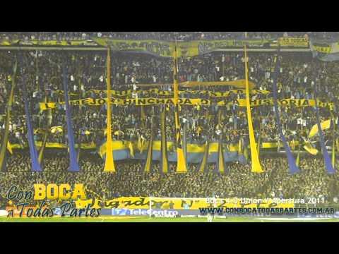 Todos de la cabeza nadie la puede parar - La 12 - Boca Juniors