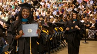 UIS Commencement 2015