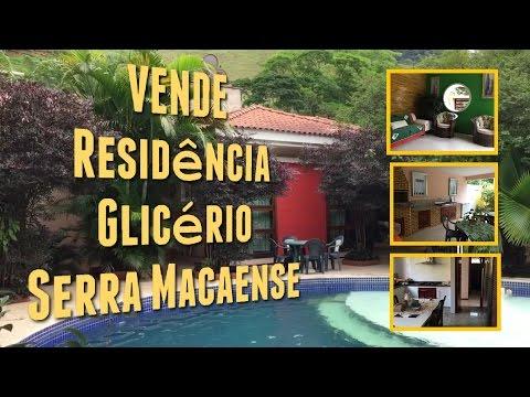 OPORTUNIDADE: Casa integrada com a natureza em Glicério Serra Macaense