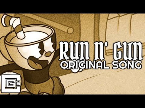 "CUPHEAD SONG ▶ ""Run n' Gun"" | CG5"