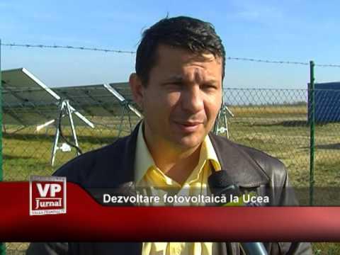 Dezvoltare fotovoltaică la Ucea