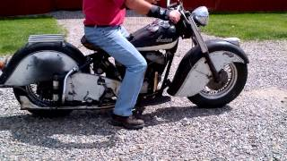 4. 1953 Indian Chief