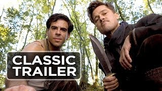 Inglourious Basterds Official Trailer #1 - Brad Pitt Movie (2009) HD - YouTube