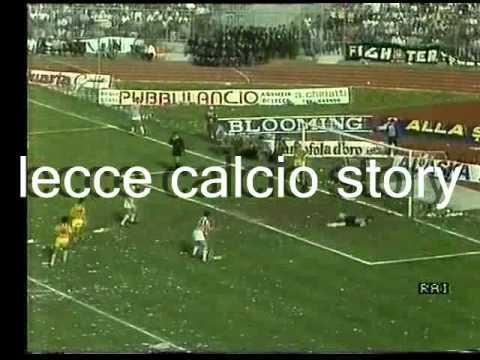 LECCE-Juventus 2-3 – 27/04/1986 – Campionato Serie A 1985/'86 – 15.a giornata di ritorno