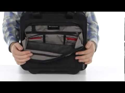 Victorinox Architecture™ 3.0 - San Marco Compact Wheeled Laptop Case SKU : # 7839897
