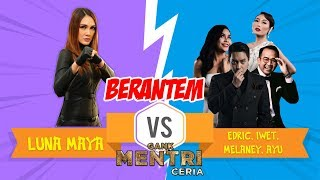 Video Luna Maya BERANTEM !! Sama Melaney, Edric, Ayu, Iwet #GankMentriCeria MP3, 3GP, MP4, WEBM, AVI, FLV Maret 2019