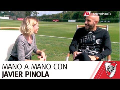 Mano a mano con Javier Pinola