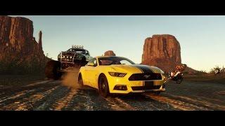 Wild Run - trailer di lancio