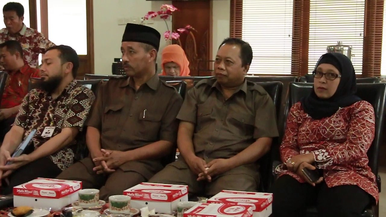 Rabu 12 April 2017 Kunjungan Kerja DPRD Surabaya & Wonosobo