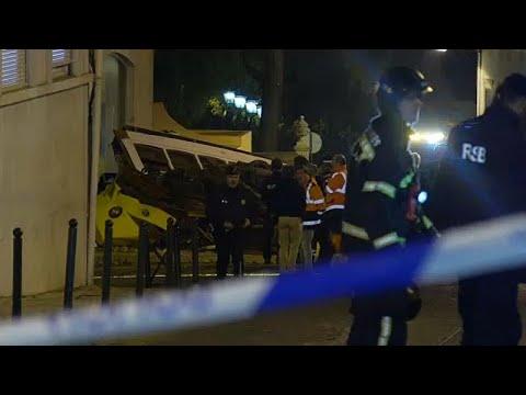 Εκτροχιάστηκε τραμ στη Λισαβόνα – 28 τραυματίες