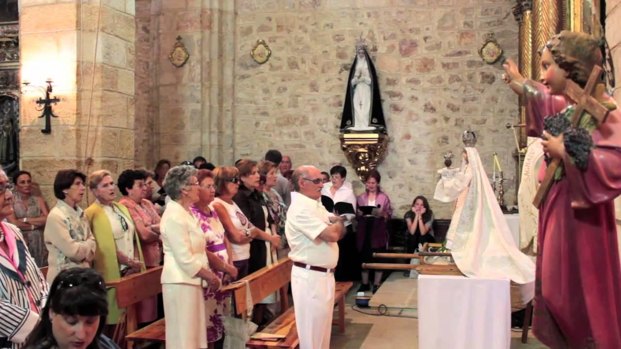 Misa en Aldea del Pinar