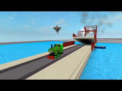 Roblox Thomas and Friends Crashes 5