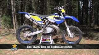 2. MXTV Bike Review - 2013 Husaberg TE300