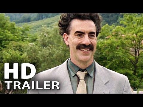 BORAT 2 Trailer Deutsch German (2020)