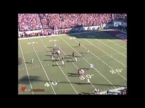 Jordan Tripp vs Eastern Washington 2013 video.