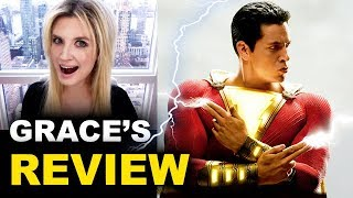Shazam Movie Review by Beyond The Trailer