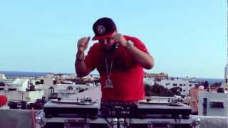DJ Scuff - Rap Pa Lo Rapero VIDEO OFICIAL