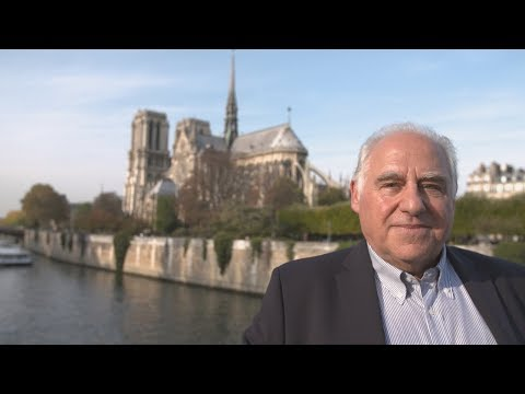 Behind the scenes at Notre-Dame Cathedral