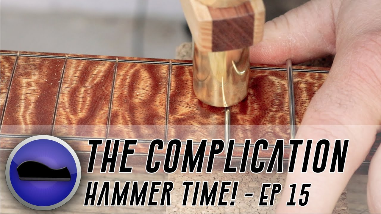 The Complication 15 – the most complex electric guitar ever?