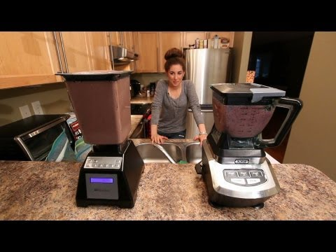 blendtec - Watch me blend the exact same smoothie at the exact same time, using a Blendtec Total Blender Classic and the Ninja Kitchen System 1100. You'll see how each ...