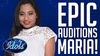 Download Video EPIC Performances by MARIA On Indonesian Idol 2018 MP3 3GP MP4