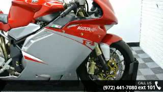 6. 2007 MV Agusta F4 1000R  - Dream Machines of Texas - Farm...