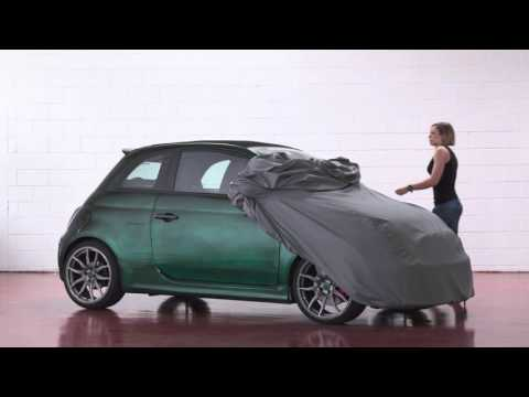 Covercar | Copriauto da esterno su misura | Tailor-made Outdoor Car Cover