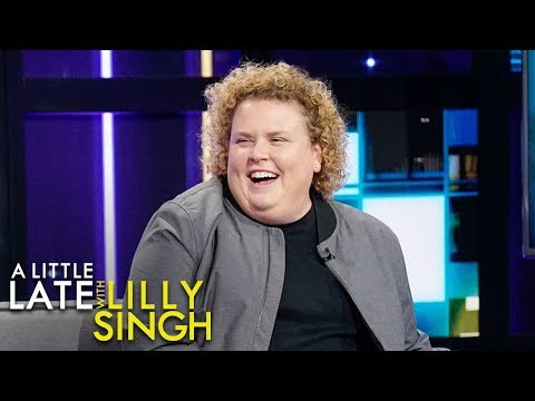Fortune Feimster Shares Her Awkward Dating Stories