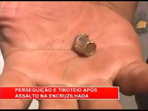 [RONDA GERAL] Perseguição e tiroteio após assalto na Encruzilhada