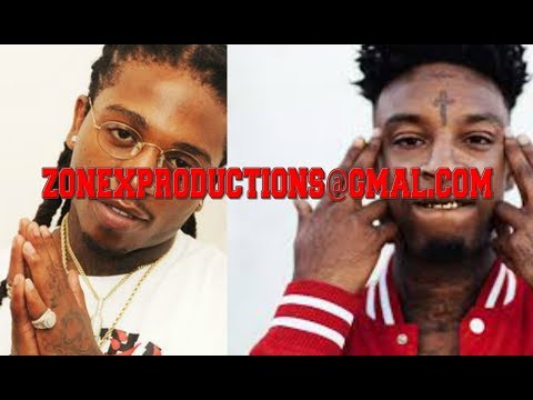 "Birdman Artist Jacquees Says 21 Savage Tried To Kill Him Over A Verse Remix""it Was Scary""LISTEN!"