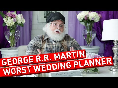 plan - Red Wedding or Purple Wedding, you definitely don't want a George R.R. Martin Game of Thrones Wedding. See more http://www.collegehumor.com LIKE us on: http:...