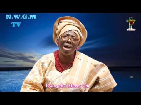 "Mama nothing spoil ""In Yoruba language"""