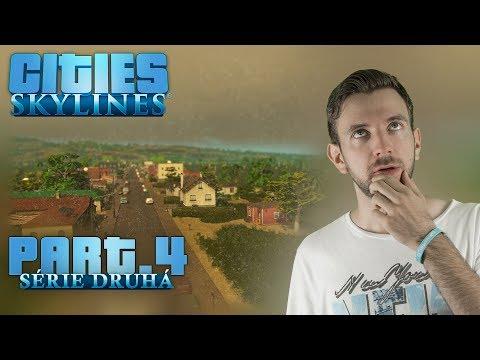 KAMIONY PŘES CENTRUM NESMÍ! | Cities Skylines S02 #04