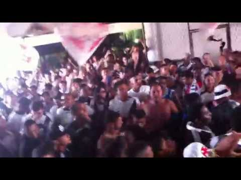 AQUECIMENTO GDA - Vasco x Nova Iguaçu 2015 - Guerreiros do Almirante - Vasco da Gama