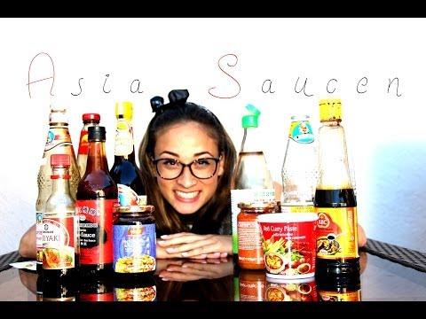 Asiatisch Kochen - Saucen - Rezepte - Sojasoßen - Thai Curry - Sushi - Soßenvergleich
