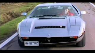 Maserati Merak 2000 - Dream Cars